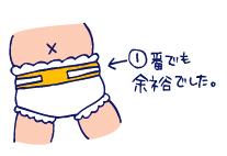 双子を授かっちゃいましたヨ☆-0725オムツ02