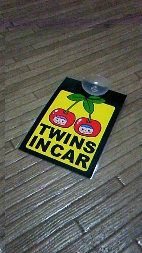 双子を授かっちゃいましたヨ☆-0225ツインズカー