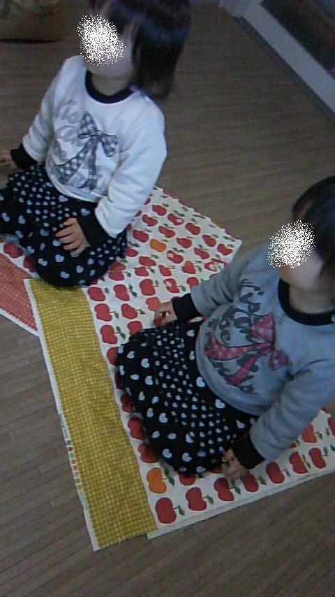 双子を授かっちゃいましたヨ☆-0220保育園02
