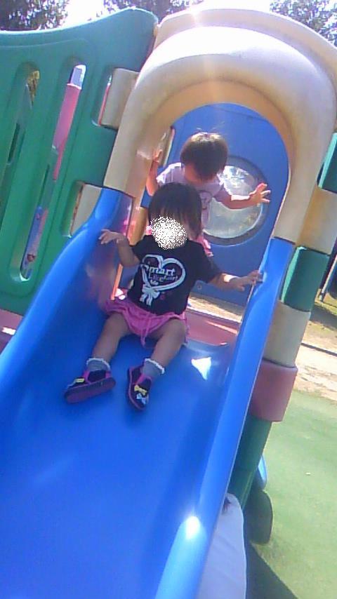 公園ぶらり。