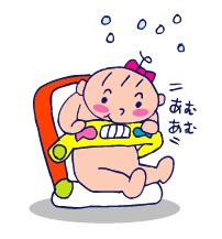 双子を授かっちゃいましたヨ☆-0619お風呂03