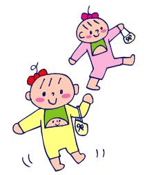 双子を授かっちゃいましたヨ☆-0330大きくなったね03