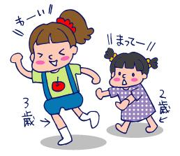 双子を授かっちゃいましたヨ☆-0608子供01