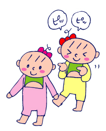 双子を授かっちゃいましたヨ☆-05161歳5ヵ月02