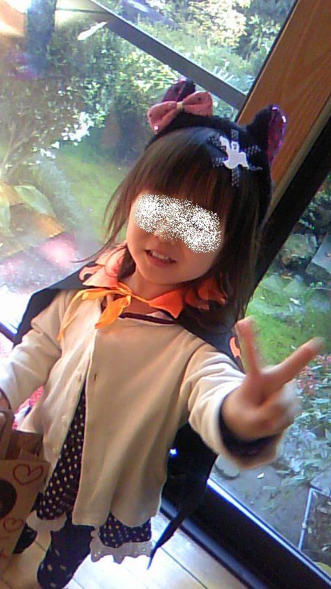 双子を授かっちゃいましたヨ☆-1104ハロウィン03