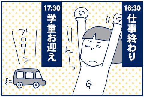 ぐっちぃ家の1日(午後~夜)