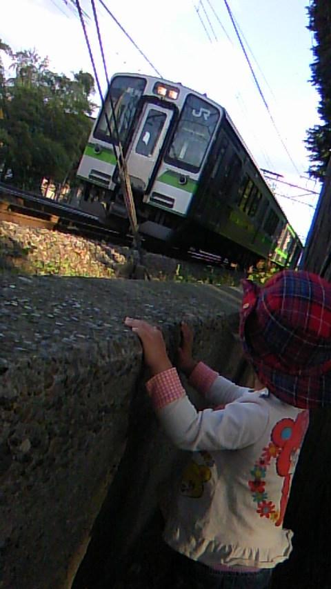 双子を授かっちゃいましたヨ☆-1011電車02