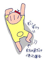 双子を授かっちゃいましたヨ☆-0831ハイハイ02