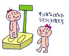 双子を授かっちゃいましたヨ☆-0711検診01