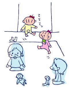 双子を授かっちゃいましたヨ☆-0419プチトマト03
