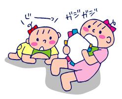双子を授かっちゃいましたヨ☆-0623コマメ02