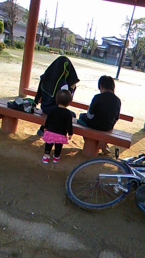 双子を授かっちゃいましたヨ☆-0427公園02