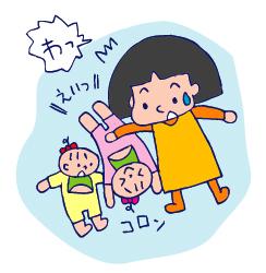 双子を授かっちゃいましたヨ☆-0712すりすり02