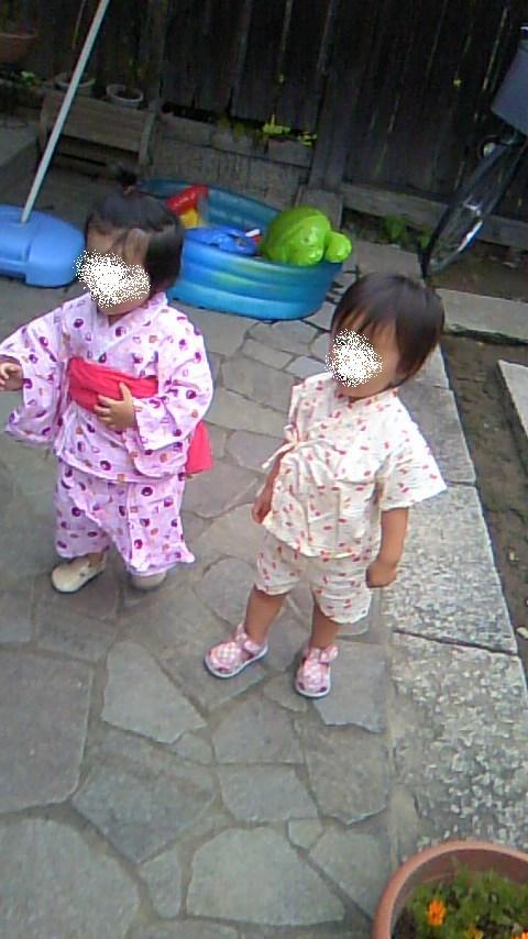双子を授かっちゃいましたヨ☆-0815じんべさん01
