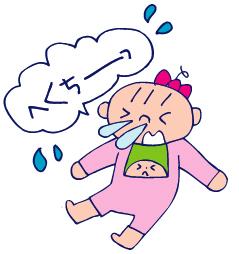 双子を授かっちゃいましたヨ☆-0331ノマメ風邪01