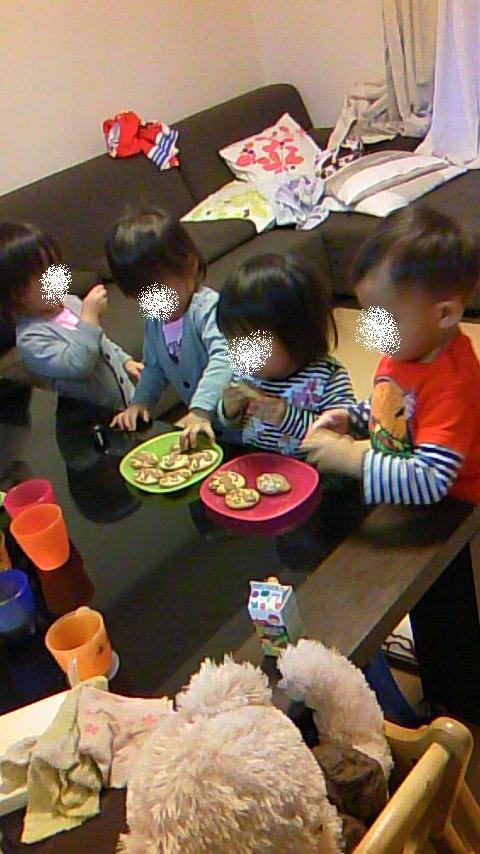双子を授かっちゃいましたヨ☆-1112クッキー03