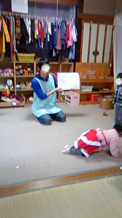 双子を授かっちゃいましたヨ☆-1213クリスマス会02