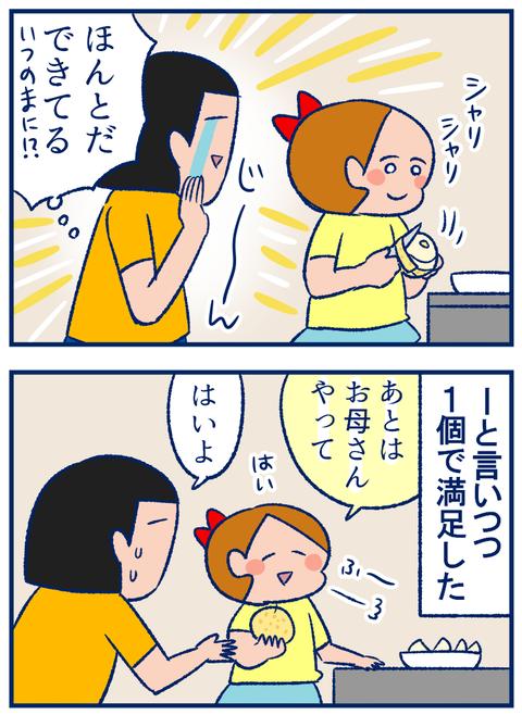 皮むき02