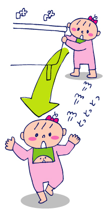双子を授かっちゃいましたヨ☆-1213歩く~05