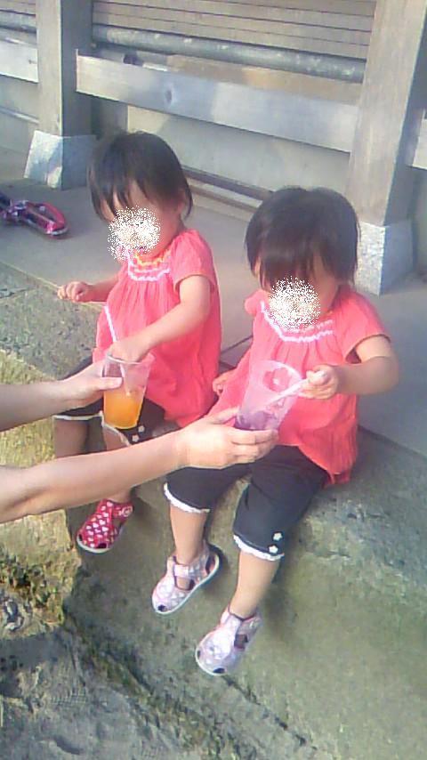 双子を授かっちゃいましたヨ☆-0902まつり01