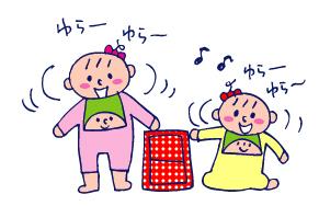 双子を授かっちゃいましたヨ☆-1105絵本02