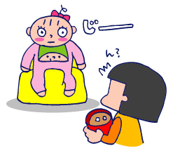 双子を授かっちゃいましたヨ☆-0601よだれ02