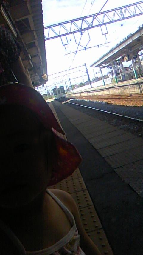 双子を授かっちゃいましたヨ☆-0906電車02