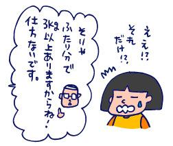 双子を授かっちゃいましたヨ☆-1125_32週検診03