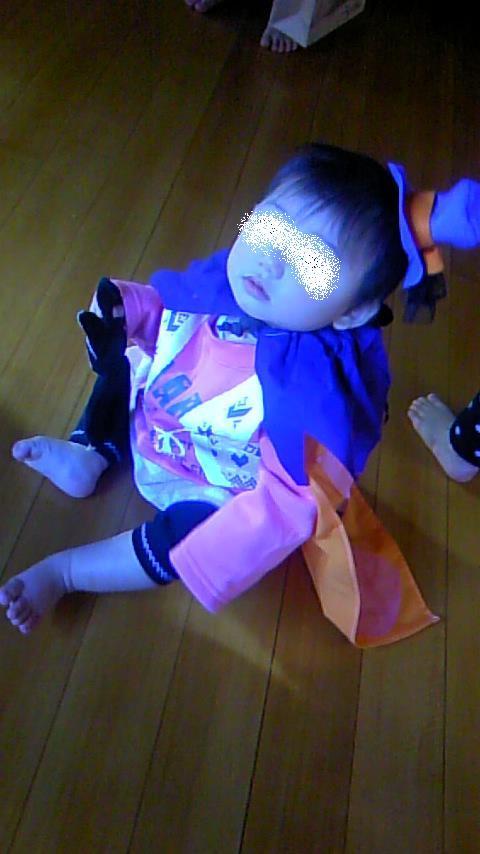 双子を授かっちゃいましたヨ☆-1104ハロウィン02