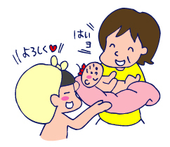 双子を授かっちゃいましたヨ☆-0617湯船04