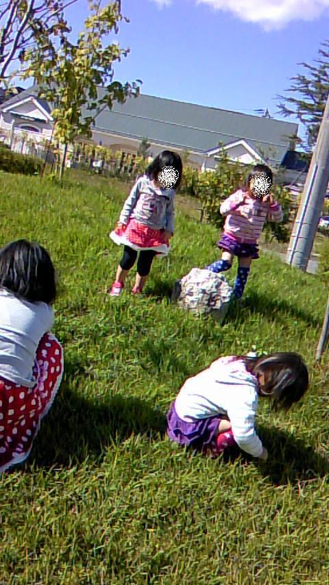 双子を授かっちゃいましたヨ☆-1014公園01