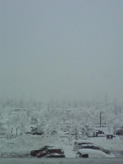 双子を授かっちゃいましたヨ☆-1217外は大雪
