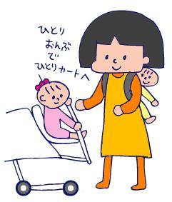 双子を授かっちゃいましたヨ☆-0706双子の会02