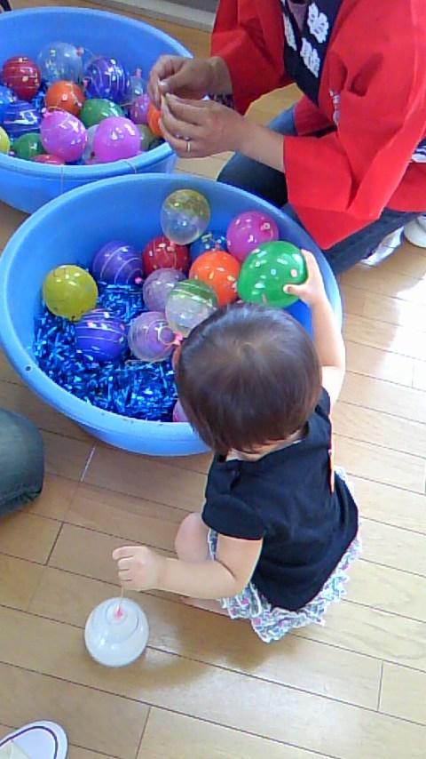 双子を授かっちゃいましたヨ☆-0714幼稚園02