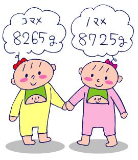 双子を授かっちゃいましたヨ☆-1226検診01