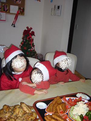 双子を授かっちゃいましたヨ☆-1225クリスマス03