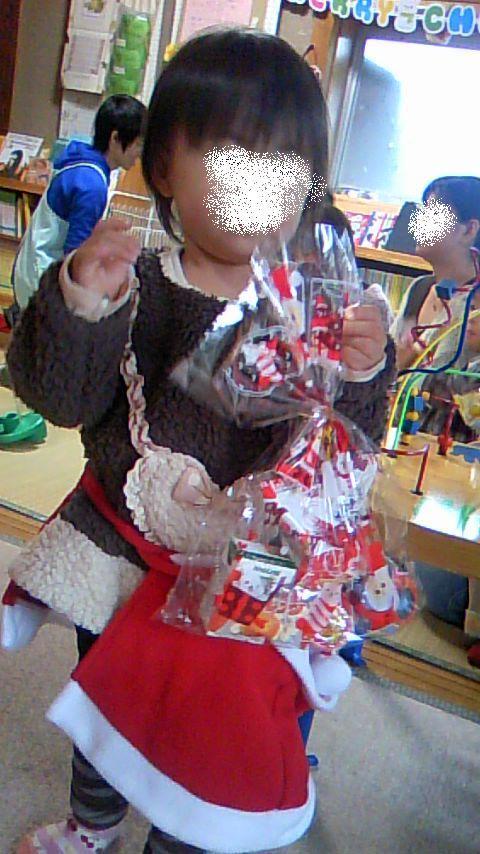 双子を授かっちゃいましたヨ☆-1213クリスマス会03