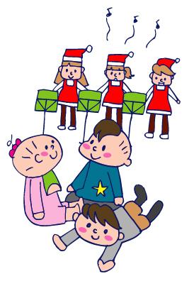 双子を授かっちゃいましたヨ☆-1220クリスマスベル02