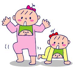 双子を授かっちゃいましたヨ☆-0114モチ01