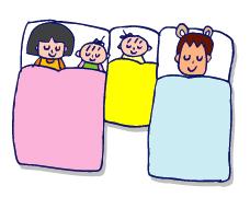 双子を授かっちゃいましたヨ☆-0409逆に寝る01