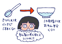 双子を授かっちゃいましたヨ☆-0610離乳食講習01