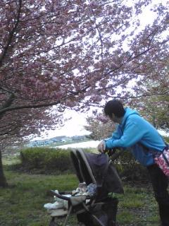 双子を授かっちゃいましたヨ☆-0503鳥屋野潟公園05
