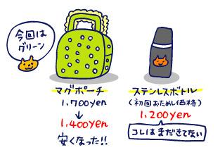 フェリシモ☆マグポーチが届いた!