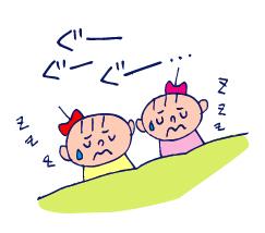 双子を授かっちゃいましたヨ☆-0217おばけ04