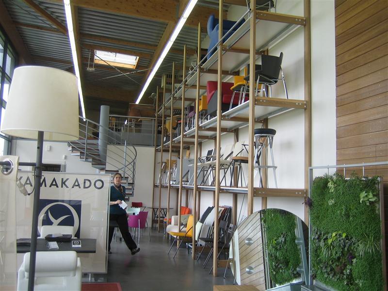 日本人デザイナー、ヤマカドさんのお店