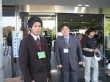 キリンビール八川さんと松井