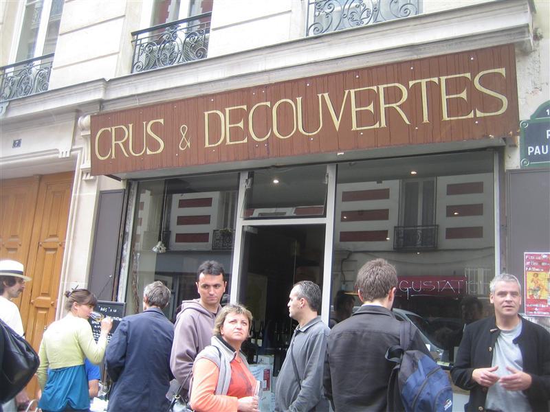 CRUS&DECOUVERTES