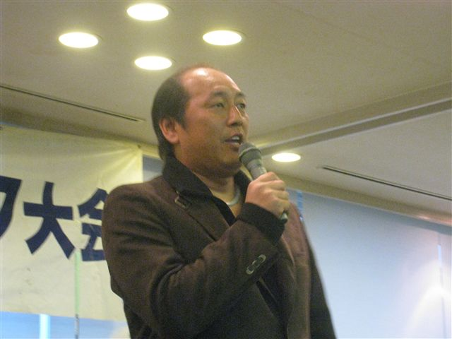 優勝チームの監督!渡辺久信さん