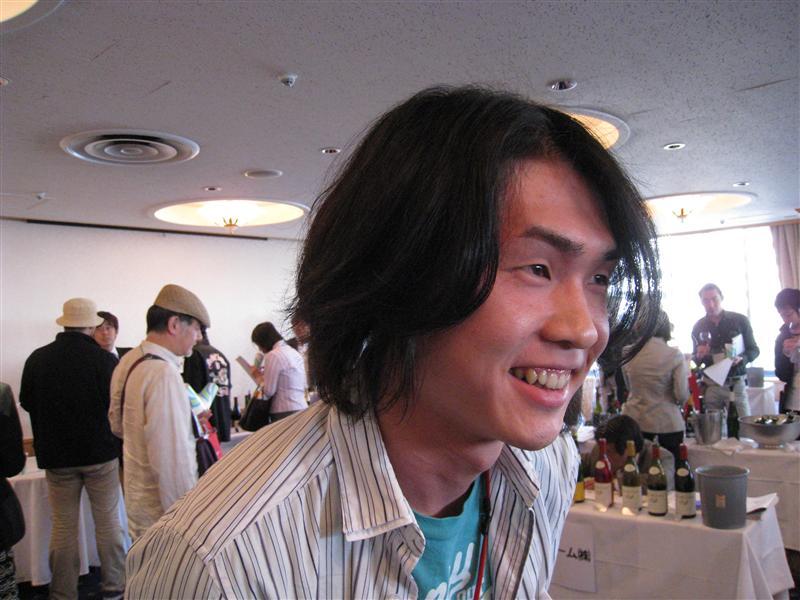ヴィラロッソ田中さん