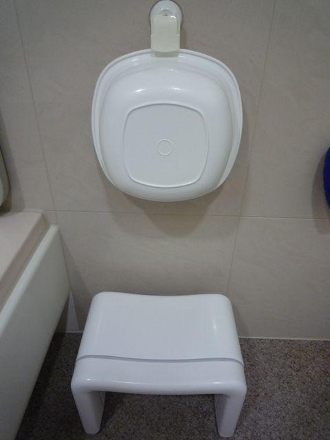 洗面器&バスチェアー
